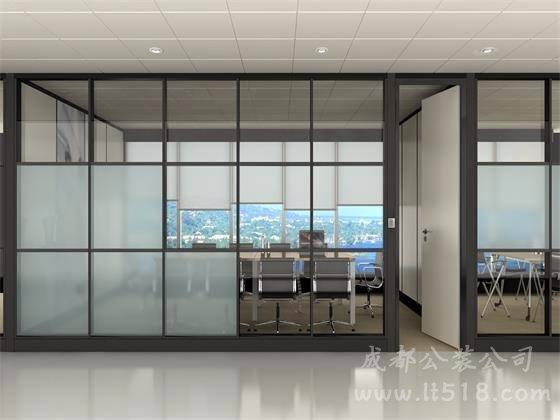 2019办公室设计装修中常见的玻璃材料有哪