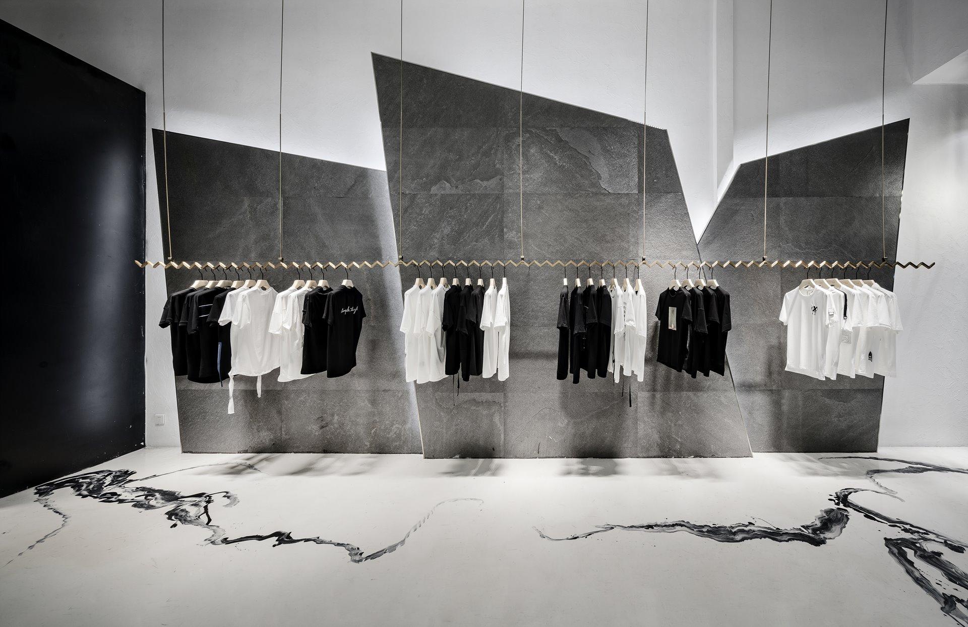 漂亮的服装店装修风格有哪些?这几种风格正在风靡服装界