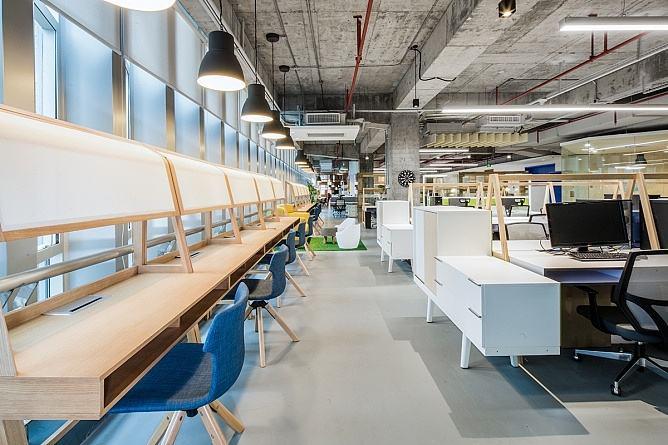 办公室装修设计中容易出现的几个误区