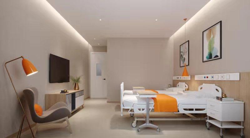 现代简约高端整形医院装修效果图