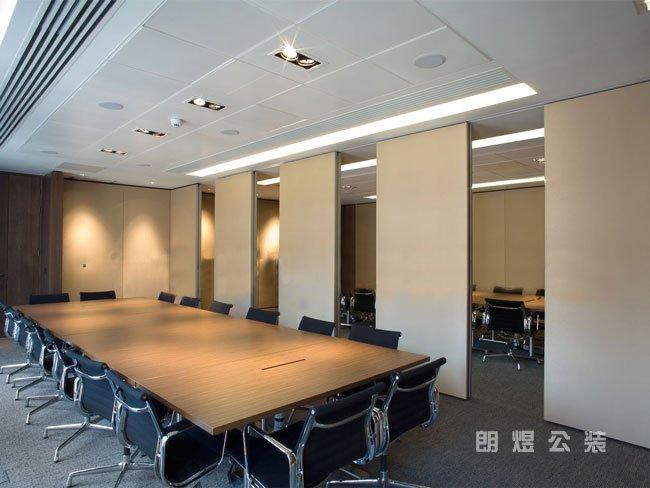 办公室装修隔断样式设计效果图