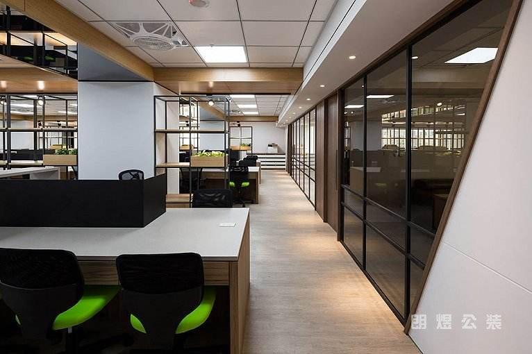 成都专业正规办公室装修设计公司哪家好?
