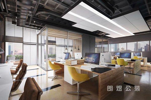 200平办公室装修大概需要多少钱?