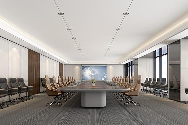 正规成都办公空间装修设计报价