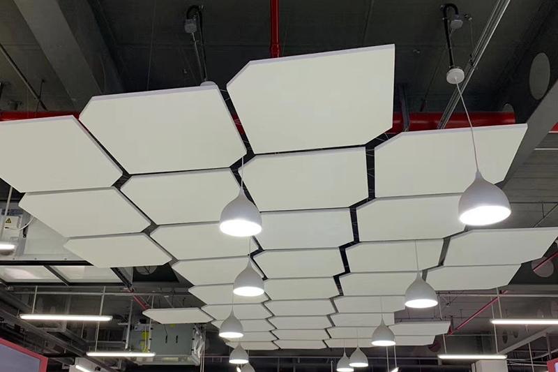 玻纤吸音板在办公室装修中的应用范围