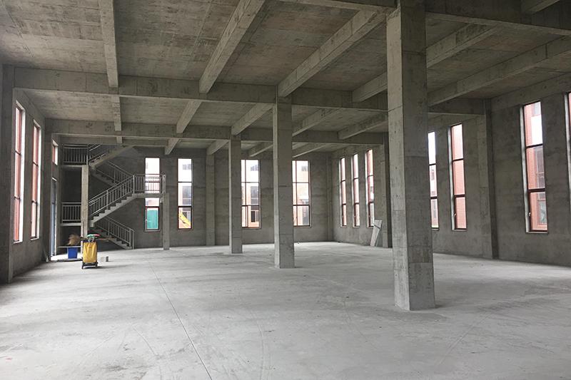 解读:工业园区厂房装修的三个基本要素