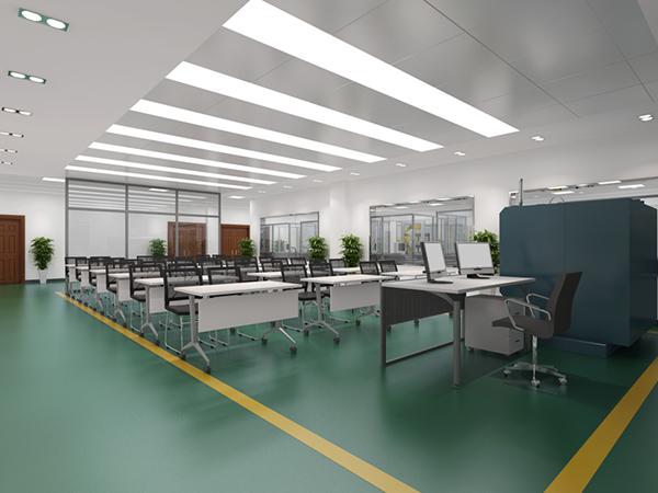 园区厂房办公楼装修设计效果图