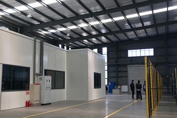 有关工厂装修中对设备间的隔音处理方法