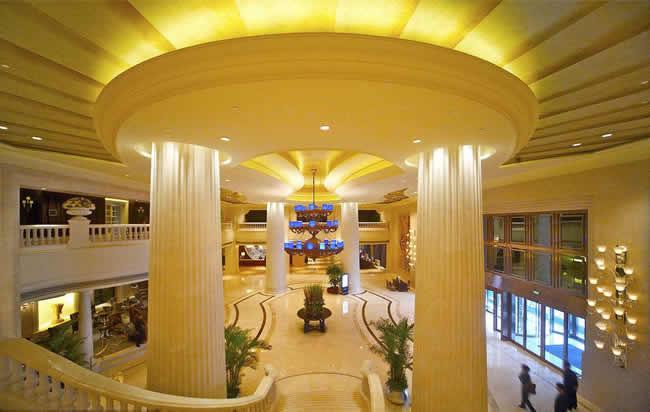 酒店设计不同区域照明设计规范知识普及