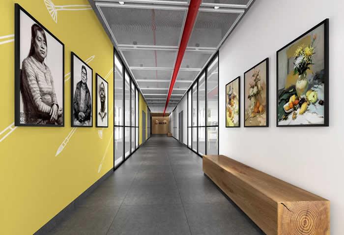 艺术培训学校适合什么样的装修风格?