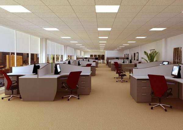 办公室装修那些东西容易导致甲醛超标!