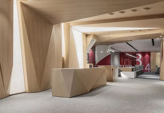 常见办公室装修风水中的三个旺财布局方法