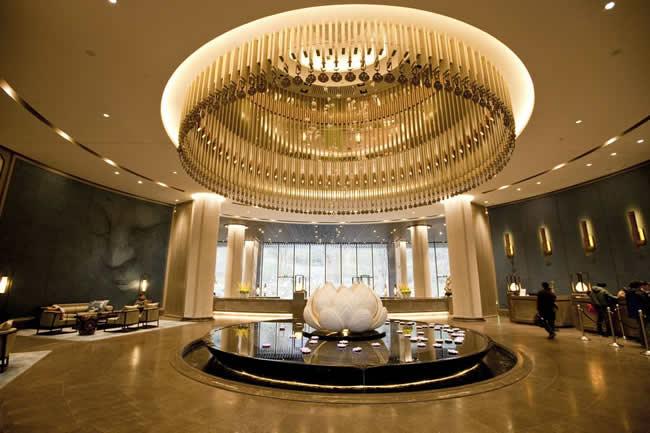 酒店装修设计常使用的灯具种类普及!