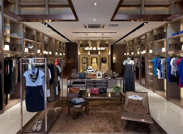 女装店铺装修都适合哪些装修风格?