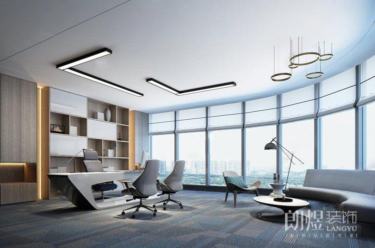 老板的办公室应该如何装饰和设计?