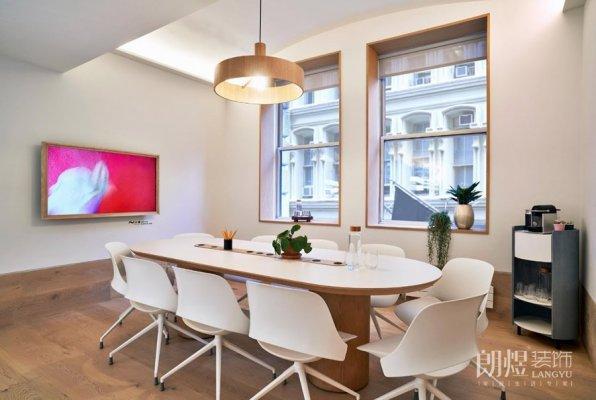 中小型会议室布置方案+效果图赏析