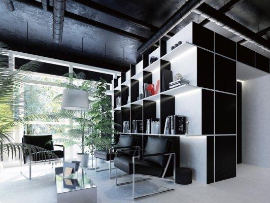 现代办公室装修设计的4点基本要求
