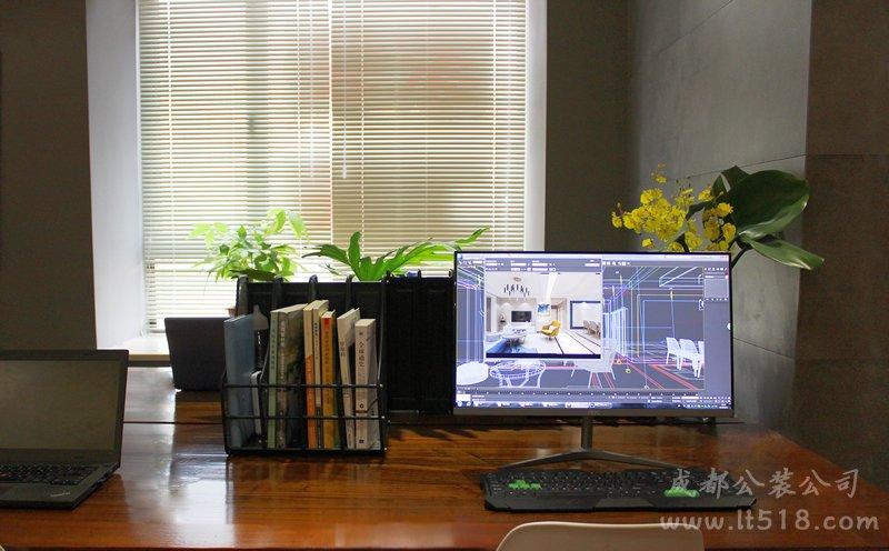 成都办公室墙面装修装饰常见材料有哪些?