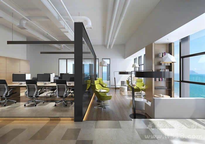 办公室装修设计-企业办公室选择多大的合