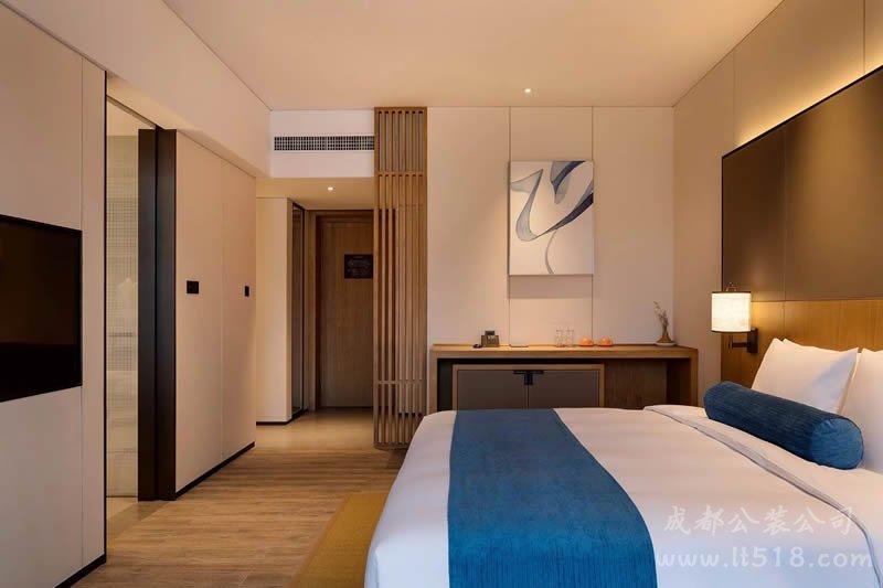 商务酒店设计客房房型比例由哪些因素决定?